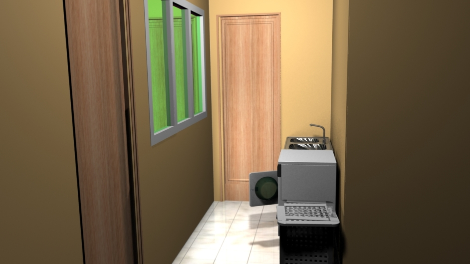 Laundry Area Picture 1