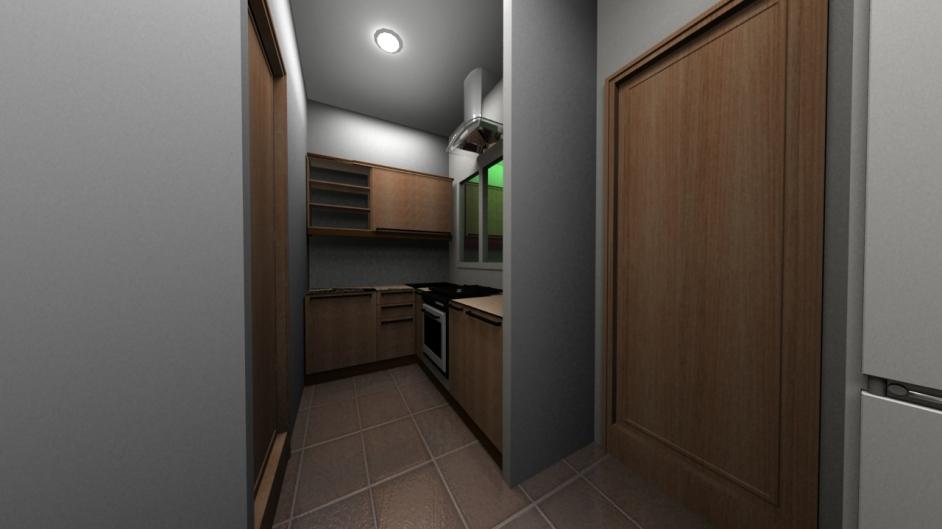 Wet Kitchen Picture 1