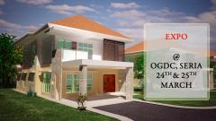 Borneo villa house EXPO V2